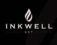 Inkwell logo and branding
