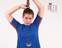 Picca jewellery - brand identity