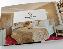 Booklet for Suputnyk Conference Hotel