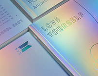 BTS 'LOVE YOURSELF' SERIES Album Identity