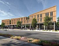 Ardeşen Belediye Binası Kamu Binaları Yarışması