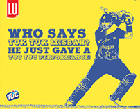 TUC | World Cup 2015 | Digital Campaign