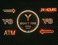 Y-3 Adidas LA Store Opening