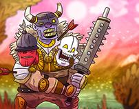 Tri Warrior