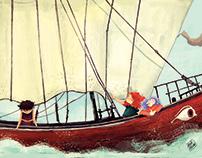 Yasemin and Lavanta series 2 -children's book