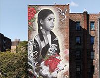 """""""Coral"""" Bronx, NYC USA"""