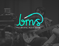 Bristol Music Show - Made in Bristol TV identity