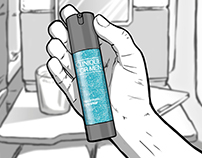Storyboards: Clinique For Men