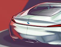 BMW Z Coupé