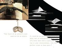 Calatrava + Rauschenberg exhibition catalog