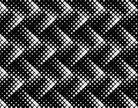 FREE Vector: Seamless Monochrome Square Background