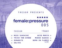 female:pressure @ Tresor - Berlin