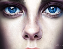 Eyes of Kaya Scodelario