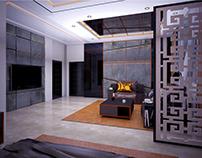 reception of bedroom