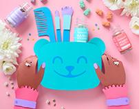 SugarBearHair | Paper art
