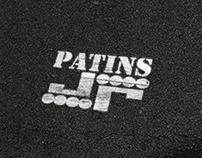 PATINS JP - Branding
