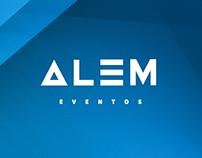 Logotipo ALEM Eventos