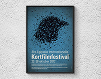 Poster/trailer Uppsala Int. Short Film Festival 2012