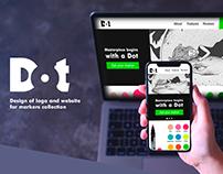 Web page / Logo / Dot