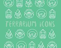 Terrarium Icons