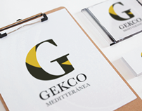 Propuesta logo Gekco