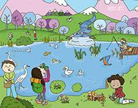 Proyecto Global, Editorial Anaya