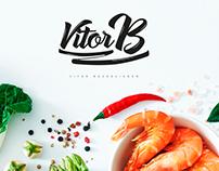 Vitor Bourguignon - Logo e Social Media