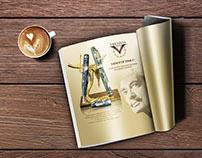 Visconti Catalog Design