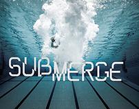 Submerge – Modular Font