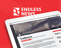 Endless News Application