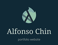 Alfonso Chin Portfolio Website