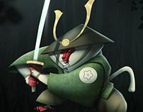 Samurai - Fatu Nakazata