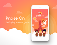 Praise On - A Music Game App