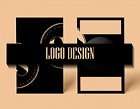 Logo project for the interior design studio.