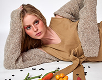 Veggie Mood / Kluid Magazine by Diego Valdivia