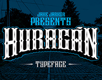 HURACÁN - TYPEFACE