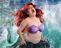 Tom Yaar  |  The little mermaid