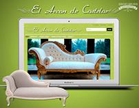 EL ARCON DE CASTELAR - DISEÑO WEB