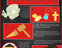 How To Survive A Vampire Attack PJE
