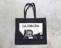 LA RIBERA / Tote bag