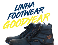 Linha footwear Goodyear