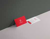 Vector template/design business card free download