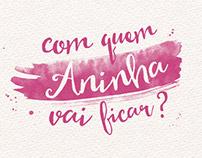 Web Série | Com quem Aninha vai ficar? - Ofner