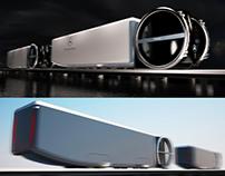 Mercedes truck future 2050