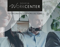 Dehesa Workcenter Website