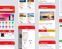 NguyenKim Ecommerce App UI/UX 2019