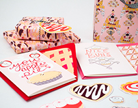 Pastry // Valentine's Giftware Collection