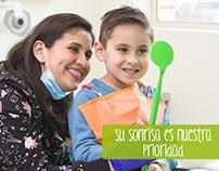 Fotografía y diseño Dra. Valeria odontopediatra