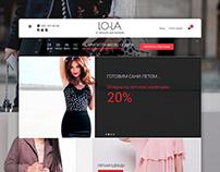 Online store LO-LA
