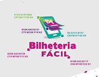Redesign - Bilheteria Fácil